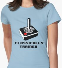 Classically Trained - T-shirt Womens Fitted T-Shirt
