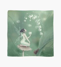Lily of the Valley Flower Fairy Scarf
