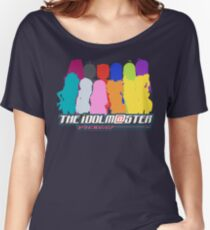 The IDOLM@STER Women's Relaxed Fit T-Shirt