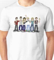 McBusted 2 Unisex T-Shirt