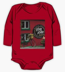 Kitty Kelly's restaurant, Donegal - wide One Piece - Long Sleeve