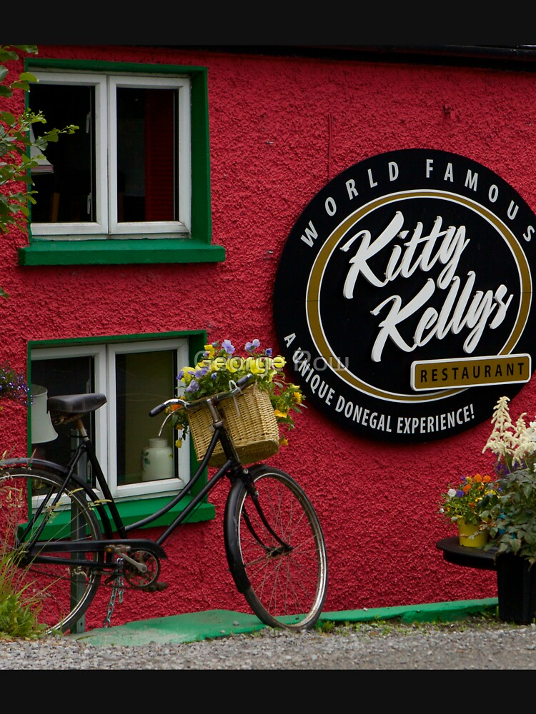 Kitty Kelly's restaurant, Donegal - wide by VeryIreland