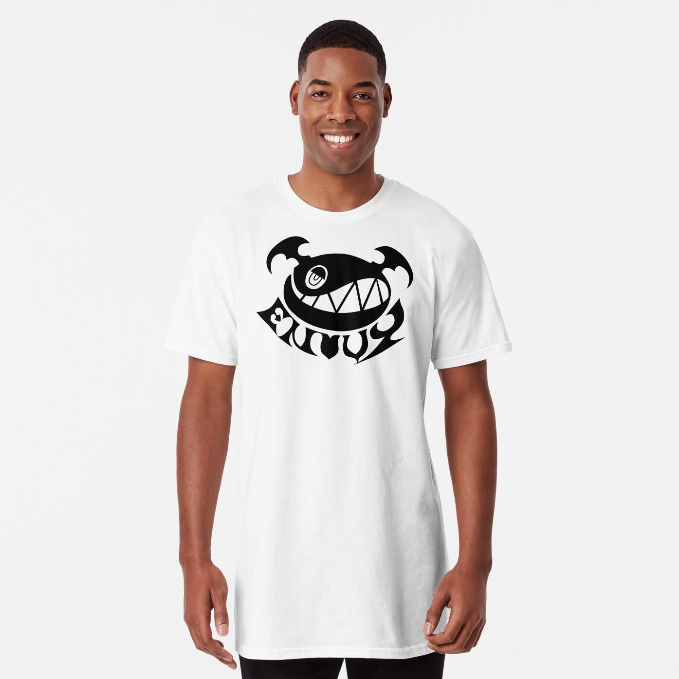 Leviathan Envy Shirt Long T-Shirt Front