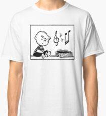 Music Peanuts Classic T-Shirt