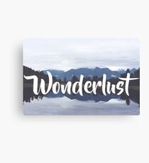 Wonderlust II Canvas Print
