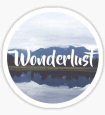 Wonderlust II Sticker