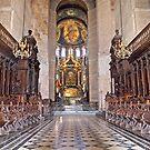 Basilica of St Sernin by John Thurgood