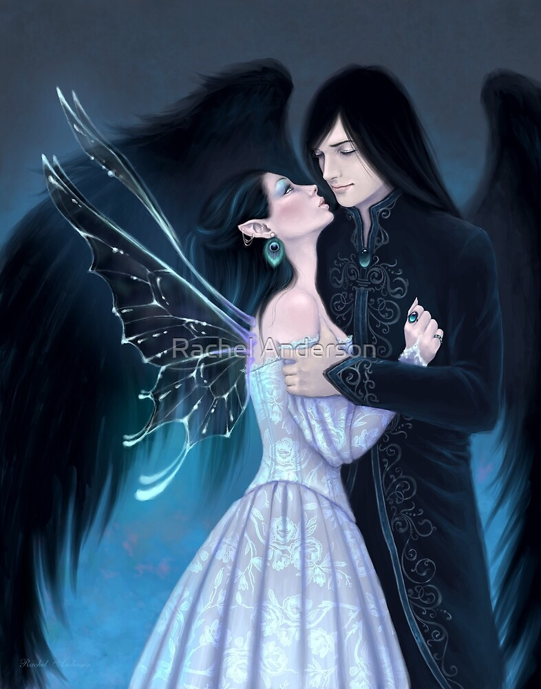 Sapphire Fairy Romance by Rachel Anderson
