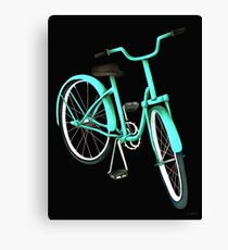 hip bicycle Canvas Print