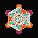 Metatron's Cube - Vibration of Love (2015) by Shining Light Creations
