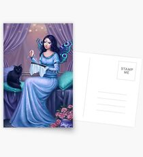 Ariadne Fairy Postcards
