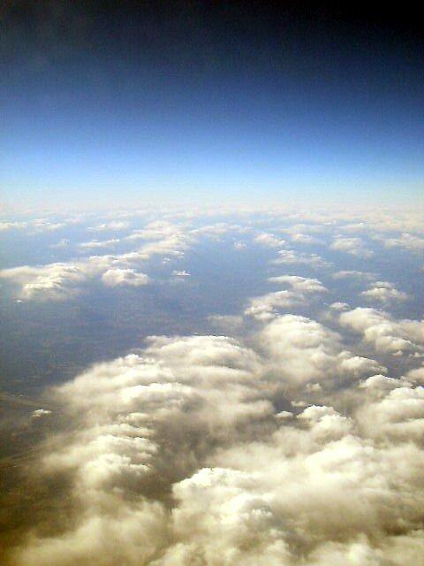clouds by Jennifer Doig