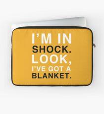 Shock Blanket Laptop Sleeve