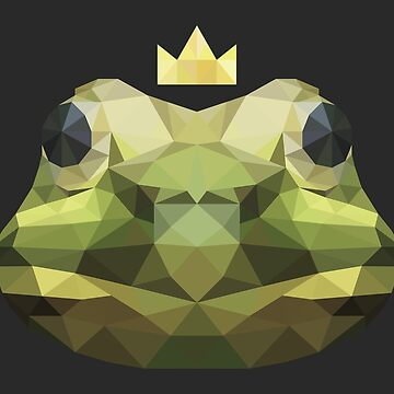 Frog Prince by TomassS