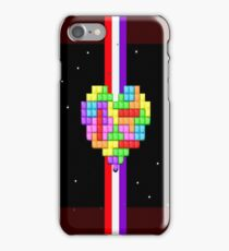 For The Love Of Tetris-Batik iPhone Case/Skin