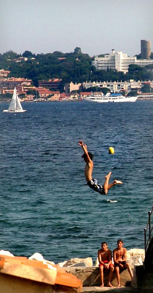 Jump for joy by intheflesh