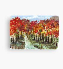 Delicious Autumn! Canvas Print
