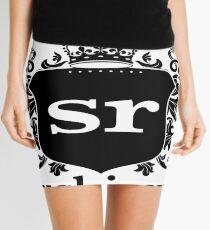 Sushiraw Black Mini Skirt