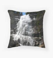 Arethusa Falls Throw Pillow