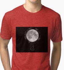 Wish I Was the Moon Tri-blend T-Shirt