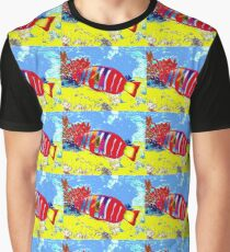 Reef Wrasse Graphic T-Shirt