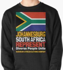 Johanesburg, South Africa, represent Pullover