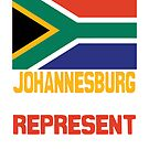 Johanesburg, South Africa, represent by kaysha