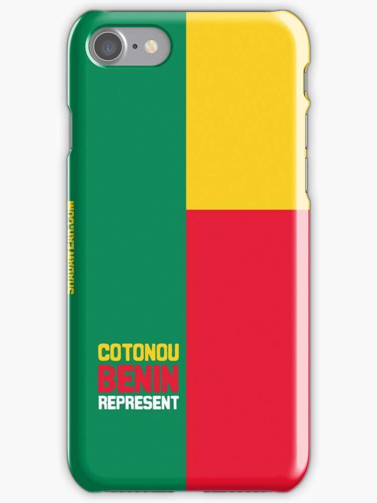 Cotonou, Benin. Represent by kaysha