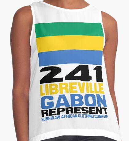 Libreville, Gabon, represent Contrast Tank
