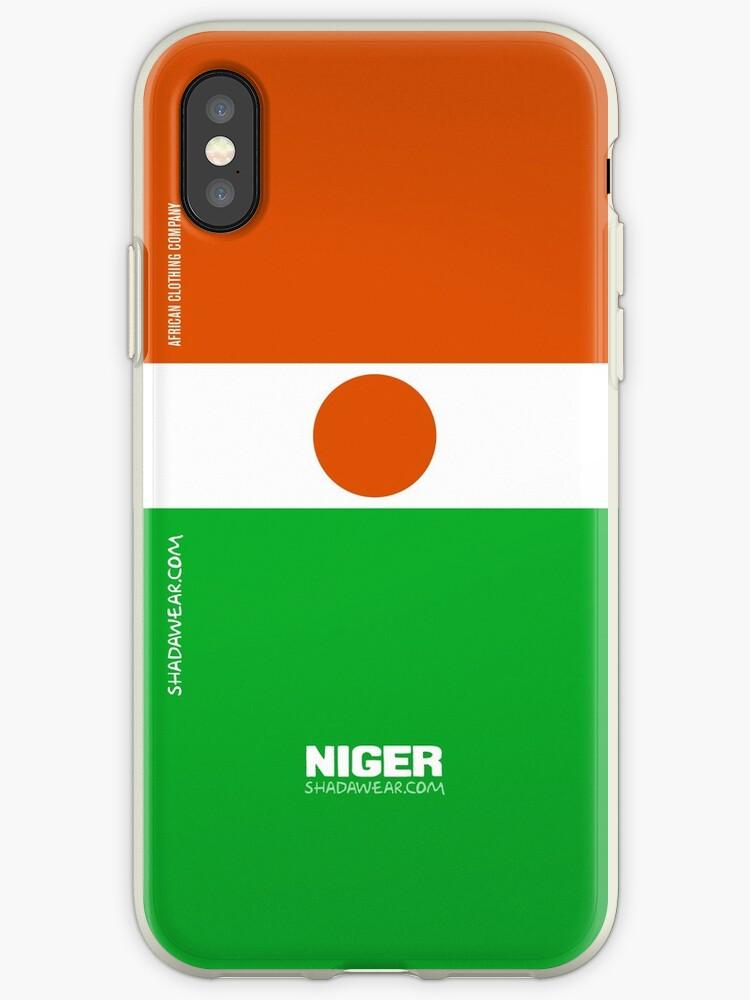 'Niamey, Niger, Represent' iPhone Case by kaysha
