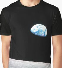 Earth Rise Graphic T-Shirt