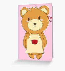 Mama Bear Greeting Card