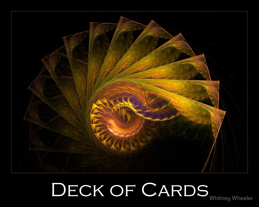 Deck of Cards by Whitney Wheeler