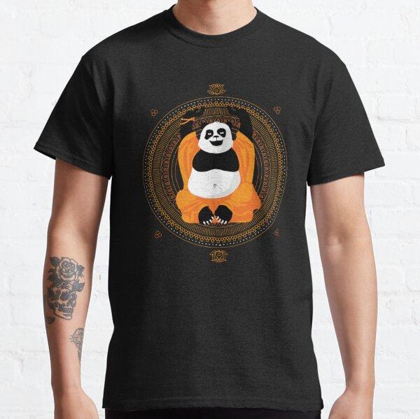 Bouddha Panda T-shirt classique