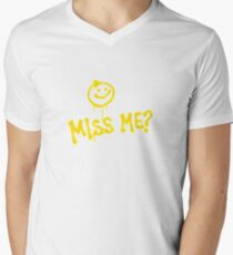 DID YOU MISS ME :) MORIARTY  Men's V-Neck T-Shirt