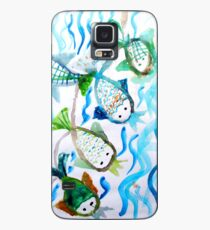 COLOR FISH Case/Skin for Samsung Galaxy
