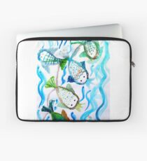 COLOR FISH Laptop Sleeve