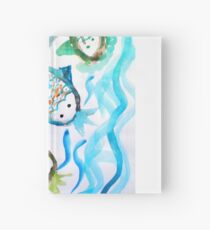 COLOR FISH Hardcover Journal