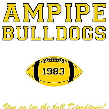 Ampipe Football Alternates by rjyoung