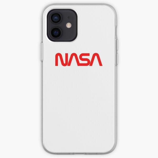 Logo de la NASA Coque souple iPhone