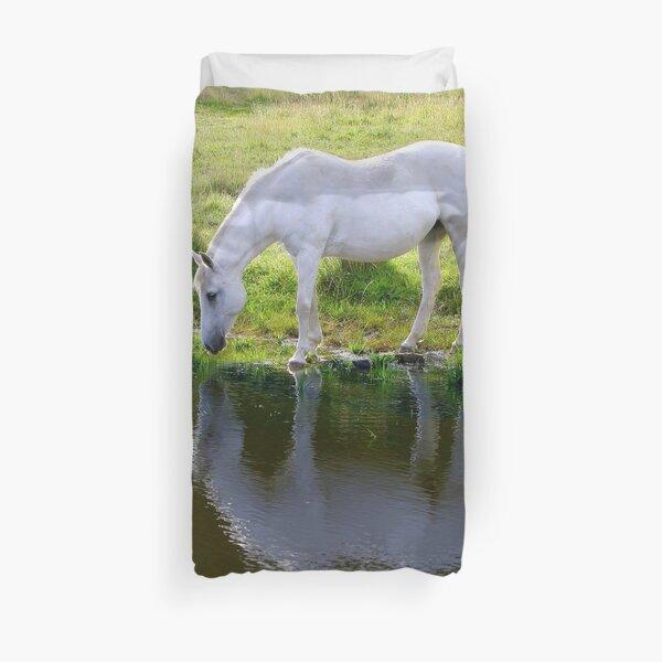 Bettwaesche Pferde Online bestellen Duvet Cover
