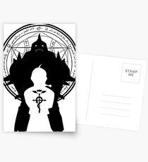 FM Alchemist Postcards