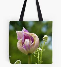 Twisted Pink - Tulip Bloom - NZ Tote Bag