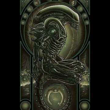Parasite by saqman