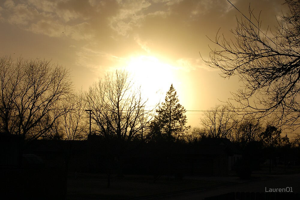 Sunset by Lauren01