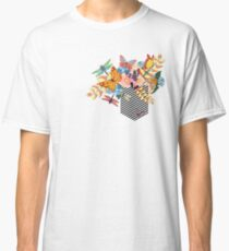 Outside the box (butterflies) Classic T-Shirt