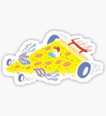 Speedy Pizza Delivery ™ Sticker