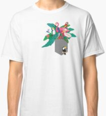 Outside the box (birds) Classic T-Shirt