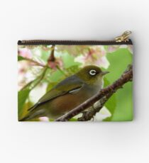 Here Comes The Bride! - Silvereye - NZ Studio Pouch