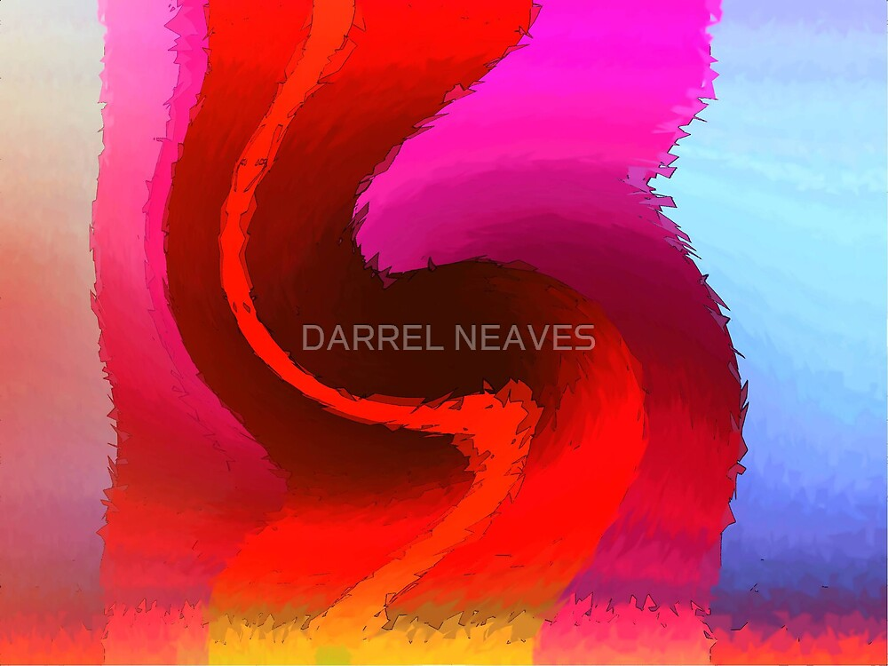 dance of the colors by DARREL NEAVES